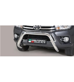 TOYOTA HILUX 19+ EC Approved Super Bar Inox