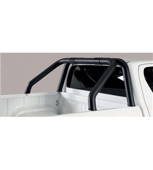 TOYOTA HILUX 19+ Roll Bar Design Black Coated - RLD/410/PL - Rollbars / Sportsbars - Verstralershop