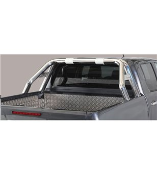TOYOTA HILUX 19+ Roll Bar Mark Design