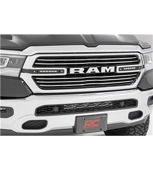RAM 1500 2019- Rough Country 6inch LED Grille kit - RC-70784 - Lighting - Unspecified - Verstralershop