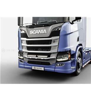 SCANIA R/S/G/P Serie 16+ FRONT LAMP HOLDER CITY with LED'S