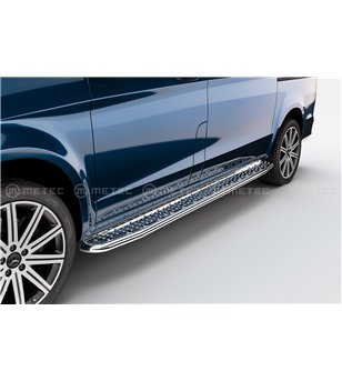 MB V class 19+ RUNNING BOARDS SIDE BOARD TOUR - WB L1 & L2 - 818735 - Sidebar / Sidestep - Verstralershop