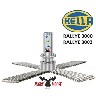 AngryMoose HELLA Rallye 3000/3003 LED replacement bulb