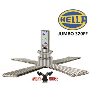 AngryMoose HELLA Jumbo 320FF LED replacement bulb