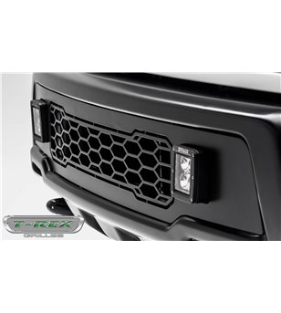 Ford Raptor 2017+ Revolver Bumper Grille incl LED pods