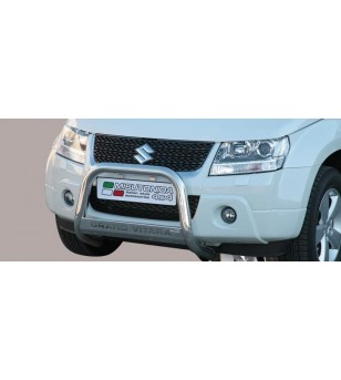 Suzuki Grand Vitara 2013- Medium Bar inscripted EU - EC/MED/K/236/IX - Bullbar / Lightbar / Bumperbar - Verstralershop