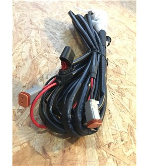 AngryMoose Wiring set two lamp with switch - AM-Double-Cable - Other accessories - Verstralershop