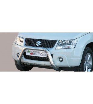Suzuki Grand Vitara 2013- Super Bar EU - EC/SB/236/IX - Bullbar / Lightbar / Bumperbar - Unspecified