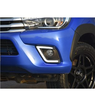 TOYOTA HILUX 16+ Daytime Running Light - DRL - REVO16-LAMPCASE - Lighting - Unspecified - Verstralershop