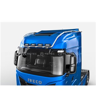 IVECO S-WAY 19+ Roof Lamp Holder Hydramax LED - AS High roof - 852168 - Roofbar / Roofrails - Verstralershop