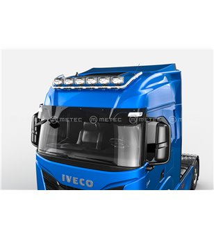 IVECO S-WAY 19+ ROOF LAMP HOLDER LED WIDE - High roof