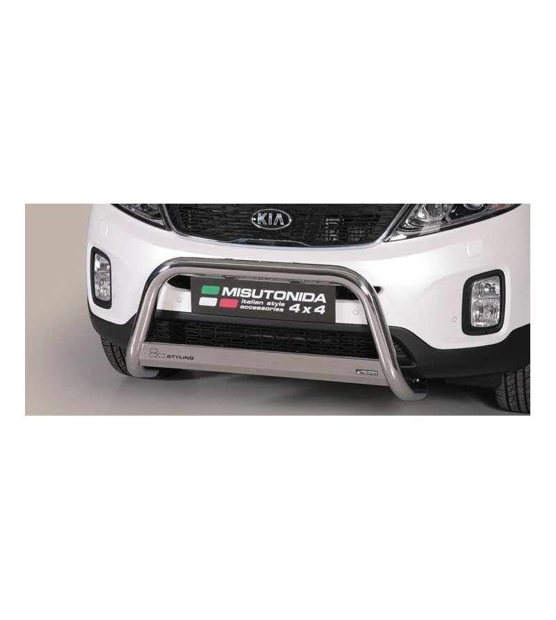 Kia Sorento 2012- Medium Bar EU - EC/MED/337/IX - Bullbar / Lightbar / Bumperbar - Unspecified - Verstralershop
