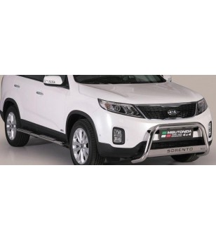 Kia Sorento 2012- Medium Bar inscripted EU - EC/MED/K/337/IX - Bullbar / Lightbar / Bumperbar - Unspecified