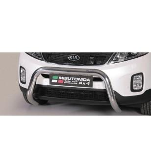 Kia Sorento 2012- Super Bar EU - EC/SB/337/IX - Bullbar / Lightbar / Bumperbar - Unspecified
