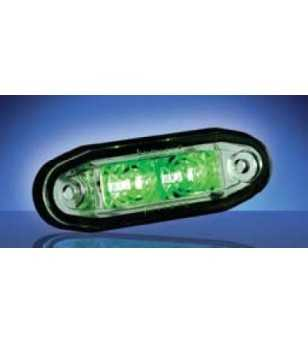 3005 - LED Markeringslamp Groen - 1001-3005-G - Verlichting - Unspecified