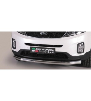 Kia Sorento 2012- Slash Bar - SLF/337/IX - Bullbar / Lightbar / Bumperbar - Unspecified