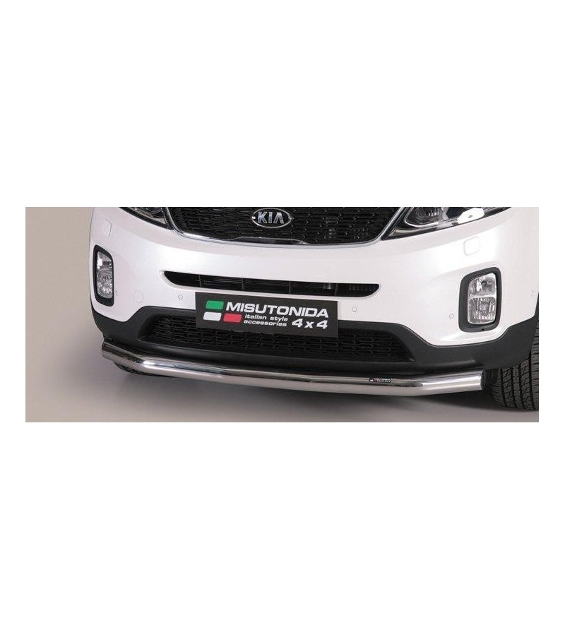Kia Sorento 2012- Slash Bar - SLF/337/IX - Bullbar / Lightbar / Bumperbar - Verstralershop