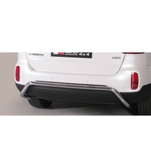 Kia Sorento 2012- Rear Protection - PP1/337/IX - Rearbar / Rearstep - Unspecified - Verstralershop