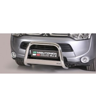 Mitsubishi Outlander 2013- Medium Bar EU - EC/MED/341/IX - Bullbar / Lightbar / Bumperbar - Unspecified