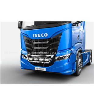 IVECO S-WAY 19+ FRONT LAMP HOLDER TAILOR with LED