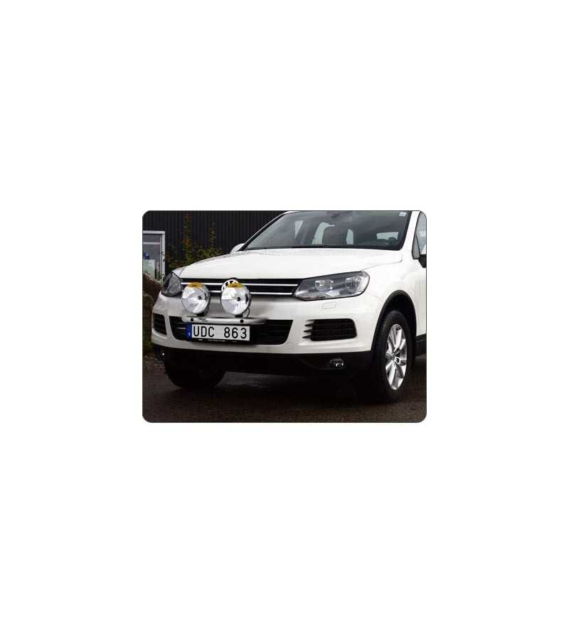 Touareg 11- Q-Light/2 - Q900189 - Bullbar / Lightbar / Bumperbar - QPAX Q-Light