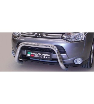 Mitsubishi Outlander 2013- Super Bar EU - EC/SB/341/IX - Bullbar / Lightbar / Bumperbar - Unspecified