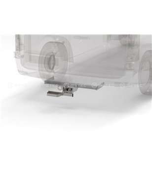 RENAULT TRAFIC 14+ RUNNING BOARDS to tow bar RH LH pcs - 888422 - Rearbar / Rearstep - Verstralershop