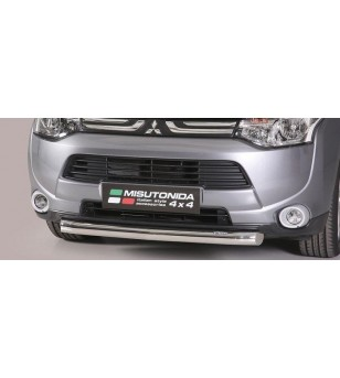 Mitsubishi Outlander 2013- Slash Bar - SLF/341/IX - Bullbar / Lightbar / Bumperbar - Unspecified