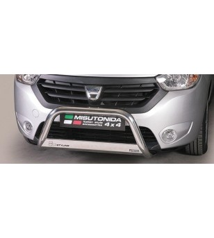 Dacia Dokker 2012- Medium Bar EU - EC/MED/334/IX - Bullbar / Lightbar / Bumperbar - Unspecified