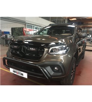 X-Class 2017- Lazer Linear-36 Roofbar kit  - 0L36-LNR-NAV - Verlichting - Lazer Integration Kits - Verstralershop