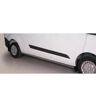 Ford Transit Custom 2013- Sidebar Protection L2