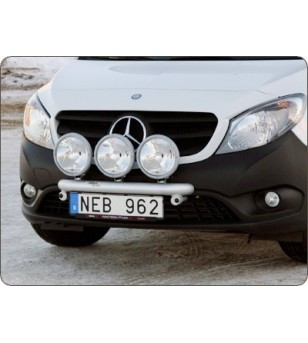 Mercedes Citan 2012- Q-Light/3 lightbar - Q900230 - Bullbar / Lightbar / Bumperbar - QPAX Q-Light