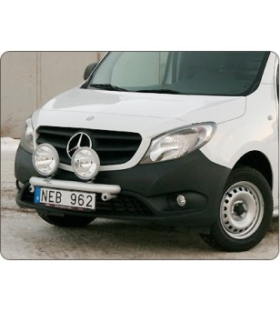 Mercedes Citan 2012- Q-Light/2 lightbar - Q900231 - Bullbar / Lightbar / Bumperbar - QPAX Q-Light