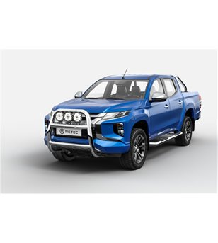 MITSUBISHI L200 19+ DoubleCab RUNNING BOARDS OFFROAD