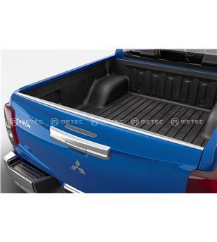 MITSUBISHI L200 19+ PROTECTION PLATE for edge of tailgate - 821060 - Overige accessoires - Metec Car/SUV - Verstralershop