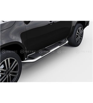 FORD RANGER 12+ RUNNING BOARDS OFFROAD pair