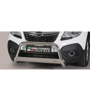 Opel Mokka 2012- Medium Bar EU - EC/MED/318/IX - Bullbar / Lightbar / Bumperbar - Unspecified