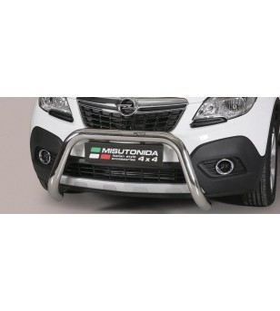 Opel Mokka 2012- Super Bar EU - EC/SB/318/IX - Bullbar / Lightbar / Bumperbar - Unspecified