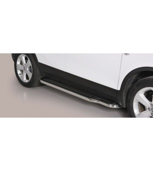 Opel Mokka 2012- Side Steps - P/318/IX - Sidebar / Sidestep - Unspecified