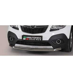 Opel Mokka 2012- Large Bar - LARGE/318/IX - Bullbar / Lightbar / Bumperbar - Unspecified