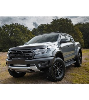 Ford Ranger 2016- Lazer Linear-42 Roofbar kit (without roof rails) - 3001-RANGER-67-K-LIN - Lighting - Lazer Integration Kits -