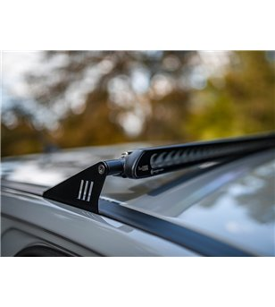 Ford Ranger 2016- Lazer Linear-42 Roofbar kit (without roof rails)