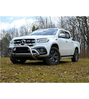 X-Class V8 2017- Lazer LED Grille Kit - GK-MBX-02K - Verlichting - Lazer Integration Kits - Verstralershop