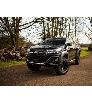 Hilux Challenger 2017- Lazer LED Grille Kit - GK-HILUX-02K - Verlichting - Lazer Integration Kits - Verstralershop