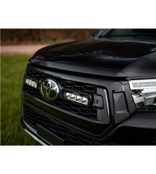 Hilux Challenger/Invincible 2017+ Lazer LED Grille Kit