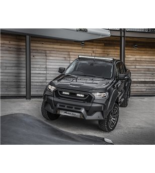 Ford Ranger 2016- Lazer Triple-R 24 Roofbar kit (without roof rails) - 3001-RANGER-95-K-RRR - Lighting - Lazer Integration Kits