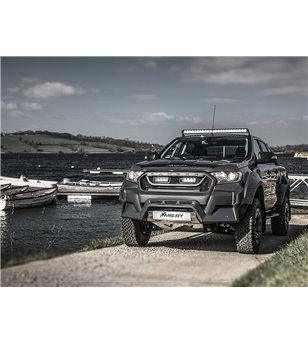Ford Ranger 2016- Lazer Triple-R 24 Roofbar kit (without roof rails)