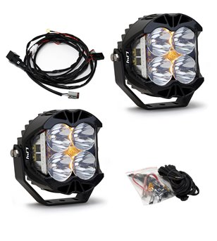 Baja Designs LP4 Pro - LED Spot (set) - 297801 - Lighting - Verstralershop
