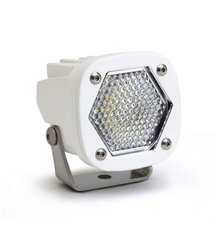 Baja Designs S1 - Work/Scene LED White - 380006WT - Lighting - Verstralershop