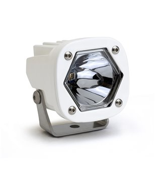 Baja Designs S1 - Spot Laser White - 380007WT - Lighting - Verstralershop